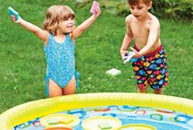 Activities for the kids / by Andrea Cryderman-Walker