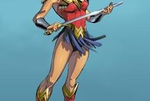 Super Heroes / by Steven Farmer