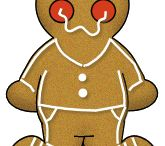 Gingerbread theme / by Jenn Tuten