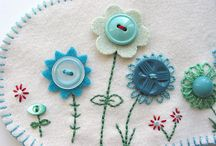 Embroidery / by Heather Feltman