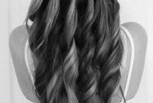 hair / by Leila Okahara