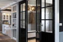 Homes - Laundry / Scullery / Mudroom / by Ronelle Van Rooyen / Delicate Elegance Events