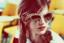 Sunglasses / by Heather Currie