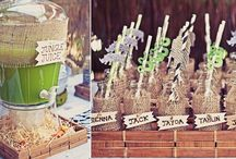 1st Birthday Ideas / by Tanya Labranche