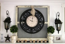 Home and Decor / by Onica Cudaback