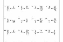 Homeschool Math / by LeighAnn Phillips