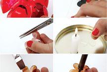 Crafting things#unusual ideas / by Debrina Agustine