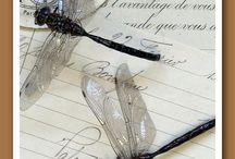 Dragonflies / by Stacey Rzeminski Carlson
