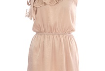 Dusty Rose Pink Dress / by Lindsey Richins