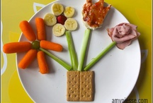 Fun kid food / by Kelly Henderson