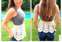 Crochet Mania / by Lillie Miller