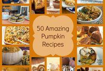 Pumpkin Recipes / by Kristie (Saving Dollars and Sense)