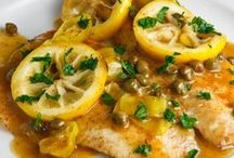 Fish recipes / by LizDoll