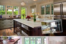 Gorgeous Kitchens / by Brooklyn Limestone