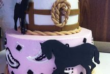 cakes / by Iris Willoughby