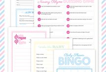 Baby shower & gender reveal ideas / by Kelly