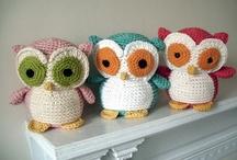 Crochet / by Ruthann Moore