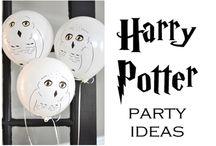 Harry Potter / by Bonka Fairchild