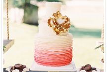 wedding - cakes / by dana rogers photography