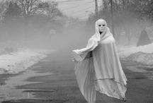 All Hallows Eve Ideas / by Vickie McKnight