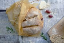 | delicious breads | / by Ann Favre Watkins