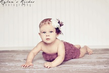 baby session / by Leah Vodolazskiy