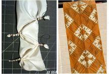 Dyeing/surface design / by Sheila Finzer