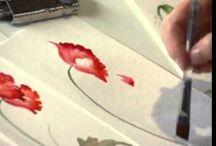 Painting,drawing....... / by Hristina Janeva