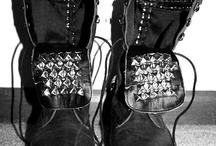 Shoes, shoes & more shoes / by Olivia Mitra