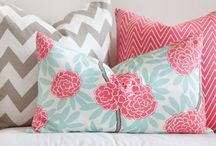 Pillows / by Laura