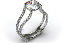 Split Shank Engagement Rings / by James Allen Jewelers