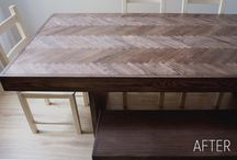 Handmade Furniture / by Heather Joy