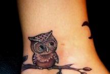 Tattoo ideas / by Christine Patten