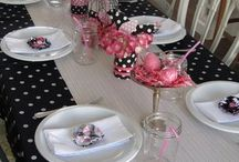 Baby Shower Ideas/parties / by Brittany Bruney