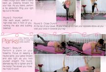 Workout Videos / by Taryn Vandenberg