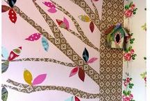 paredes y vinilos / by Mary Molina