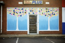 Murals! / by Arts in the Alley