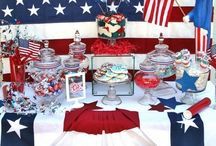 Crafts & Decor / Fun ideas to decorate your 4th of July party! / by Boston Pops Fireworks Spectacular