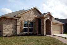 THE NELSON by Braselton Homes / This home is for sale in Corpus Christi Luxurious RANCHO VISTA Resort Community. Come see this MOVE-IN Ready Eco-Home *$195,900!! 3 Bedroom, 2 Bathroom, 2 Car Garage..mortgage payments are estimated as low as $1250 a month. / by Braselton Homes