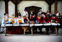 Renaissance, Medieval, and other historical weddings / by Offbeat Bride