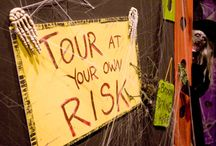 Haunted House—Creepy Carnival / Join us for The Children's Museum Guild's 51st annual Haunted House, Creepy Carnival—the best and longest running family-friendly Haunted House in Indy! / by Children's Museum of Indianapolis