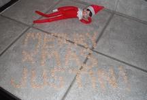 Our Elf on the Shelf...Buddy! / by Jennifer Nelson Burror