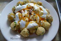Türkische Rezepte / by Angela Sengül
