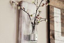 Decorate | Dekoration / by Lockerflocke Blog