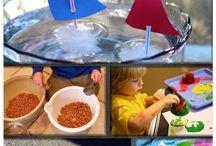Children's activities / by Tessa Sommers