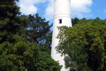Lighthouses I have visited / by Nadine Webb