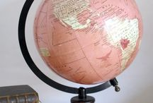 Globes / by Karli Smith