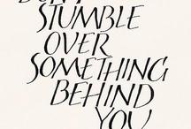 Words of Wisdom / by Rita Douglass