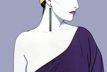 Art Work In Fashion / by Phyllis Marse