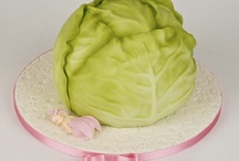 Cake Decoration Inspirations / by Angela Tran (Sugar Sweet Cakes & Treats)